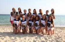 Reprezentacia SR žien U22 v softbale 2014