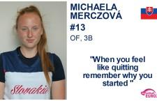 Michaela Merczová