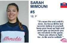 Sarah Mimouni