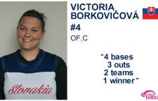 Victoria Borkovičová