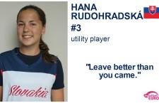 Hana Rudohradská
