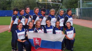reprezentacia kadetiek Slovensko U16 2017