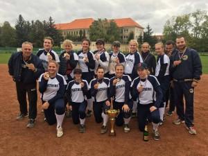 SK Trnava Panthers - women U19_2017