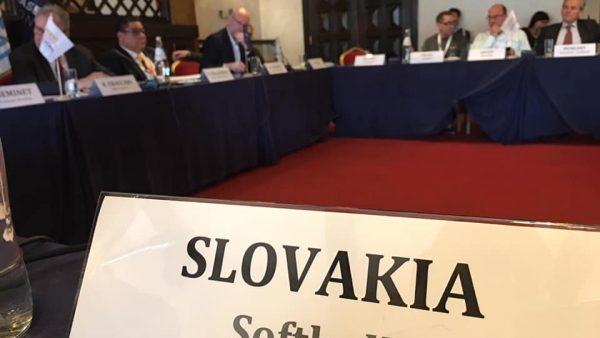 Výročné plénum SSA 2019 a kongres WBCS