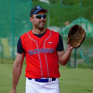 softball muži SR 2018 - headcoach Jan Čech