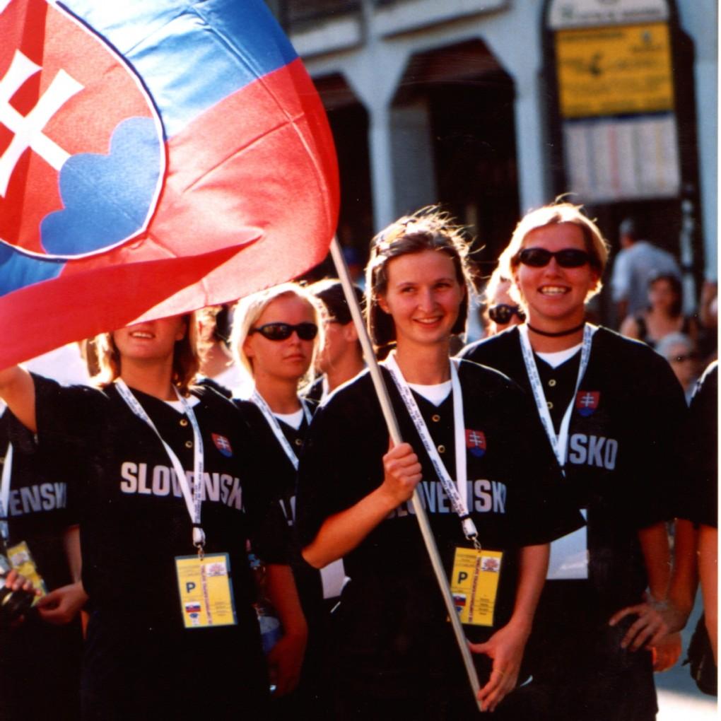 Historické umiestnenia reprezentácii Slovenska v softballe
