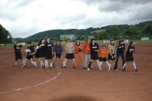 softball žiačky ME 2006
